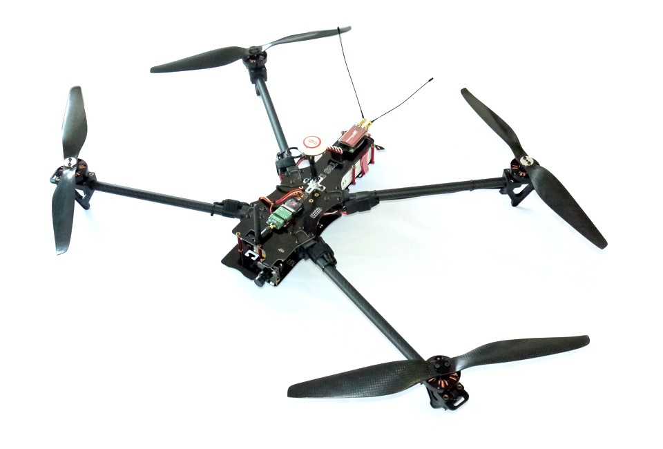 Multirotors et Drones Team Black Sheep