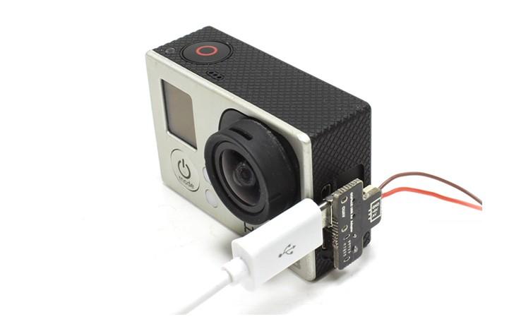 Câbles et connectique Caméras