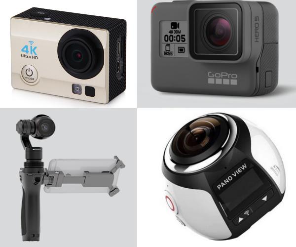 Caméras Embarquées