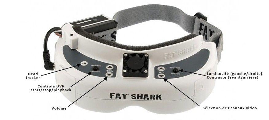 fatshark dominator HD V2