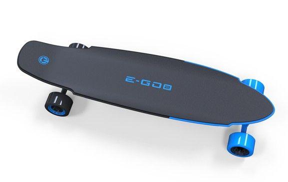 Yuneec : skate électrique Ego V2