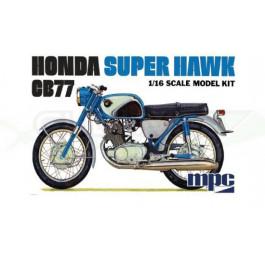 Maquette de Honda Super Hawk 1/16