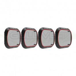 """Pack de 4 filtres """"Standard Day"""" pour Dji Mavic 2 Pro"""