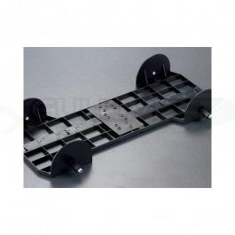Chassis pour expo carrosserie 1/10