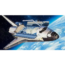 Maquette navette spatiale Atlantis 1/144