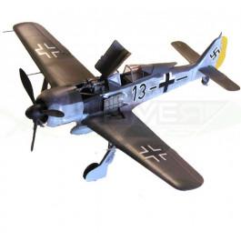 Maquette de FW 190A-8 Priller 1/48