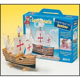 Maquette de bateau Santa Maria Junior