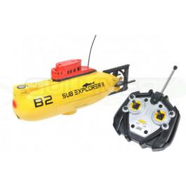 Micro Sous-Marin Sub Explorer 2 radiocommandé T2M