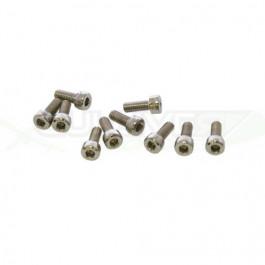 Vis CHC M4x10mm (x10)