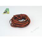 Cable Plat JR 0,15mm² (5 Mètres)