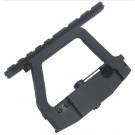 Rail de montage de lunette pour akm/ak105/aks74u