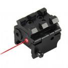 Micro laser rouge avec montage rail picatinny