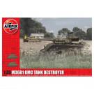 Maquette de char M36B1 GMC (U.S. Army) 1/35