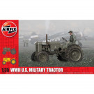 Maquette de tracteur militaire US 1/35