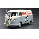 Maquette de VW Combi Van MOON 1/24