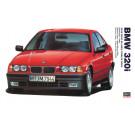 Maquette de BMW 320i 1/24