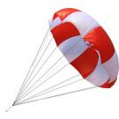 Parachute de secours 2.5m2 pour drone maxi 4kg