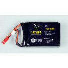 Batterie Li-Po 3s 1700mah pour TBS Gemini
