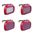 Pack de 4 filtres ND pour DJI Mavic Mini