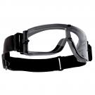 Masque BOLLE X800i verres transparents avec boite souple