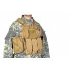 Veste Tactique SWISS ARMS Tactique CRS beige