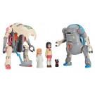 Maquette de robots MechatroWego N°4 1/35