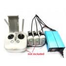 Chargeur 3 batteries + Radio pour DJI Phantom 3