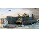 Maquette de WW II US Navy LCM(3) Landing Craft 1/35