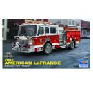 Maquette de camion pompier LAFRANCE EAGLE FIRE PUMPER 1/25