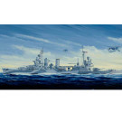 Maquette USS San Francisco CA-38 (1944) 1/350