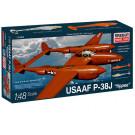 Maquette de P-38 USAF 1/48