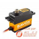 Servo SAVOX 35x15mm DIGITAL 7.4V 8kg-0.095s