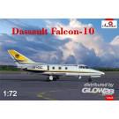 Amodel FALCON 10 Dassault (1/72)