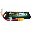 Batterie LI-PO 50C 5500MAH 11.1V EC5 BASHING