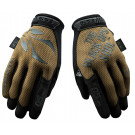Gants BO MTO Touch Mechanix coyote Taille M