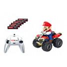 Quad RC Mario Kart 1/20
