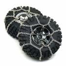 Chaines pour pneus crawler