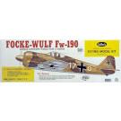 Avion en kit Focke Wulf FW-190 Guillow's