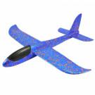 Kit planneur mini Fox bleu 450mm