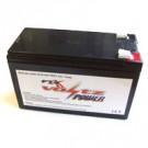 Batterie au plomb 12V 7AH FT12V7