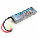 Batterie NIMH 7,2V 1500mAh (compatible FTX Outback)
