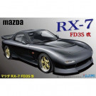 Maquette de Mazda Rx-7 Kai 1/24 Fujimi