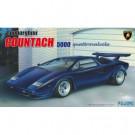 Maquette de Lamborghini Countach 5000 Quattrovalvole 1/24 Fujimi