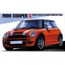 Maquette de Mini Cooper s jcw 1/24 Rs-43