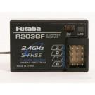 Récepteur Futaba R203GF-24GHZ S-FHSS/FHSS