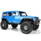 Carrosserie transparente Jeep Wrangler Rubicon pour TRX-4
