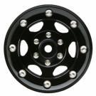 Jantes beadlocks 2.2 GT plastique noir