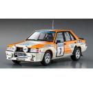 Maquette de voiture Lancer 2000 EX Turbo 1/24