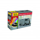 Maquette Citroen Fourgon Hy 1/24 easy kit
