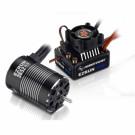 Combo brushless EZRUN Max10 60A + Moteur 3652SL 3300KV